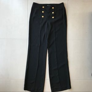 Madewell et Sezane Sailor Pants